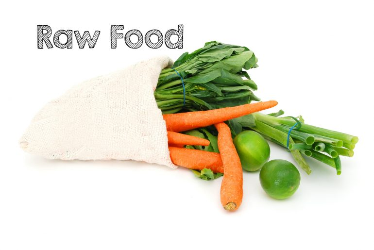 wat is raw food