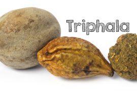 triphala detox cleanse