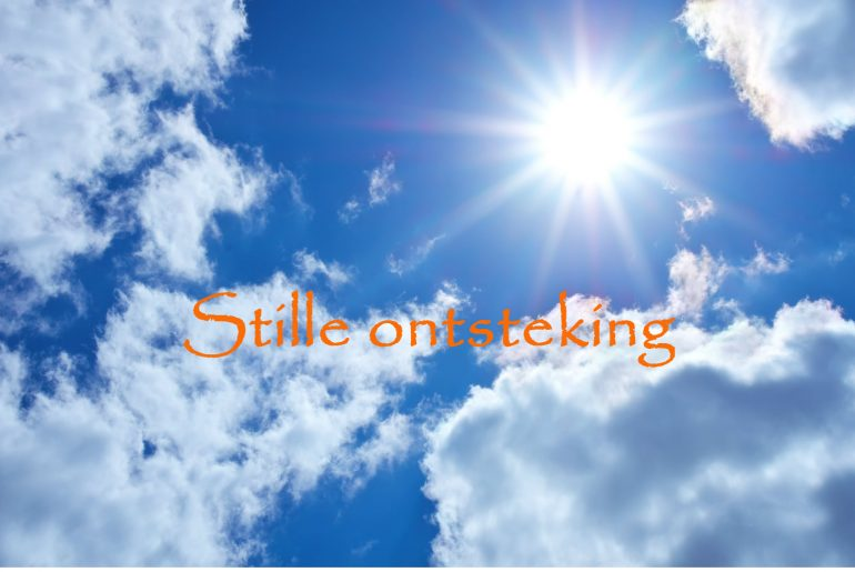 voeding vertering vitaliteit stille ontsteking