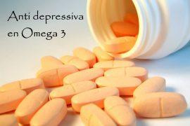 antidepressiva en omega 3